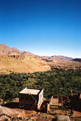 Morocco, 空