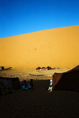 Morocco, desert