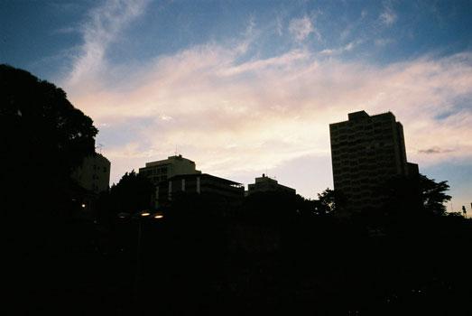 Brazil, 最後の夜