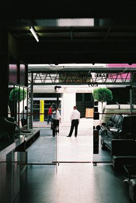 Brazil, hotel
