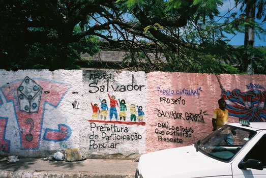 Brazil, Salvodor