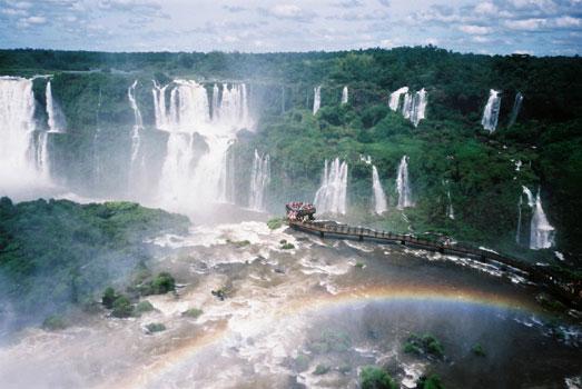 Brazil, イグアスの滝
