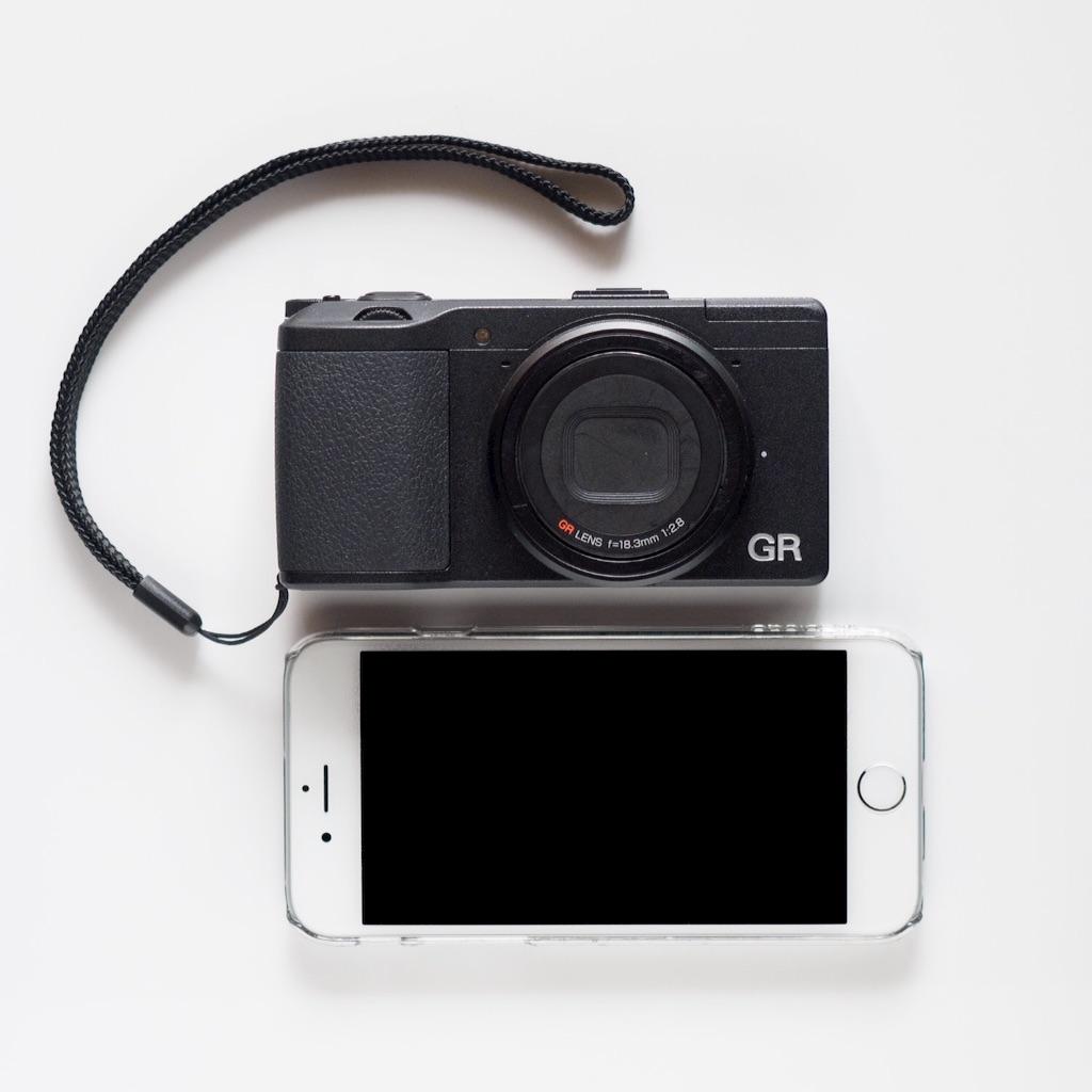 f:id:photographerti:RICOHのGRはポケットサイズ