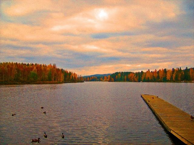 北欧フィンランドの写真