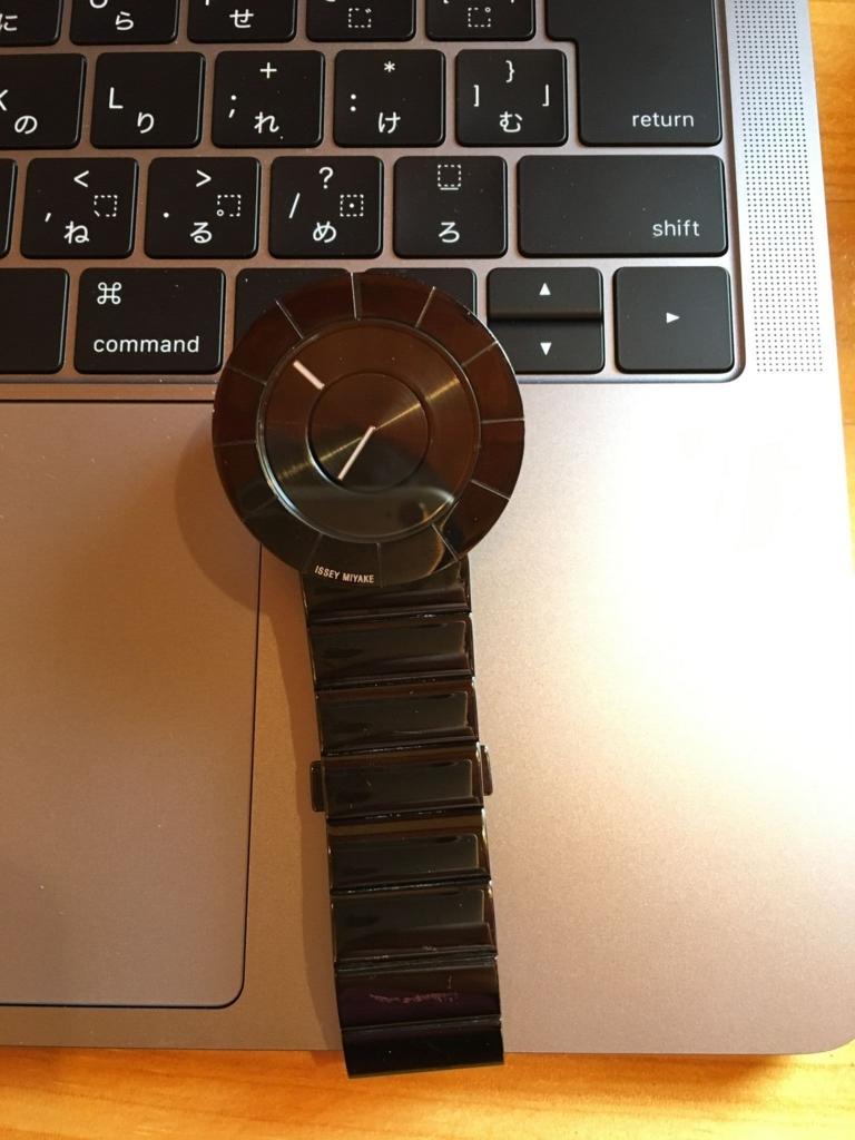 issey miyakeの時計