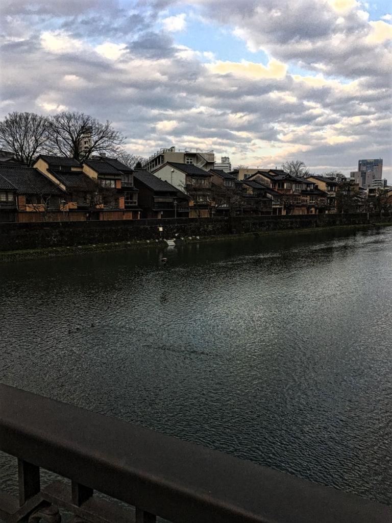 木津屋旅館遠景