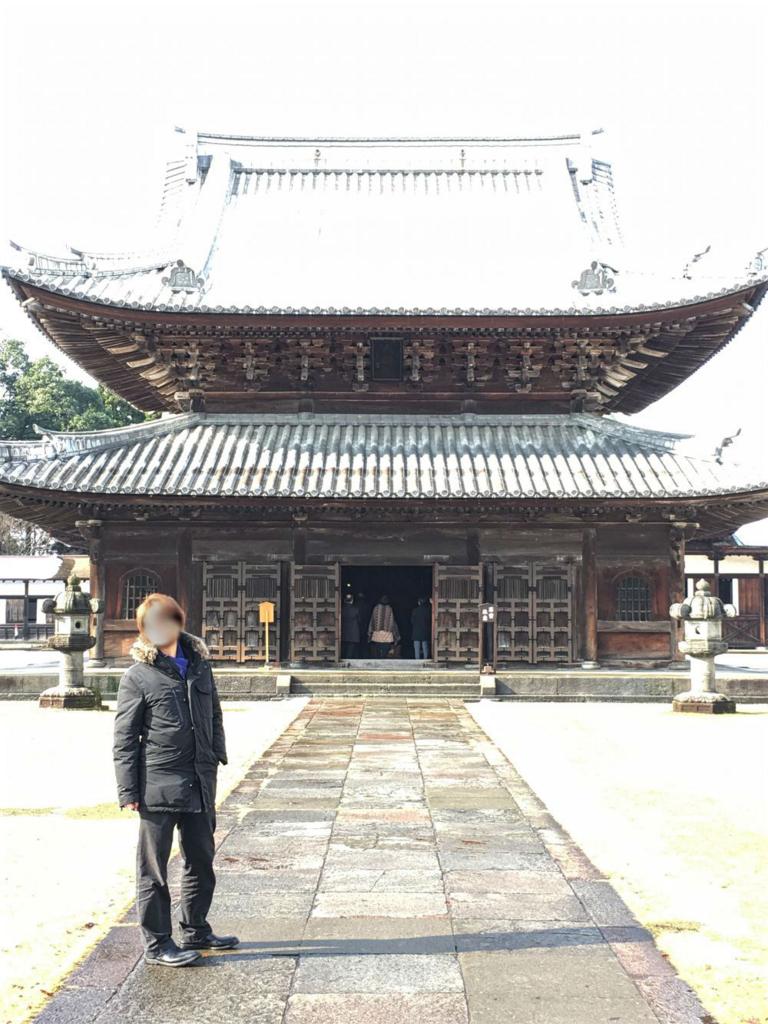高岡山瑞龍寺仏殿