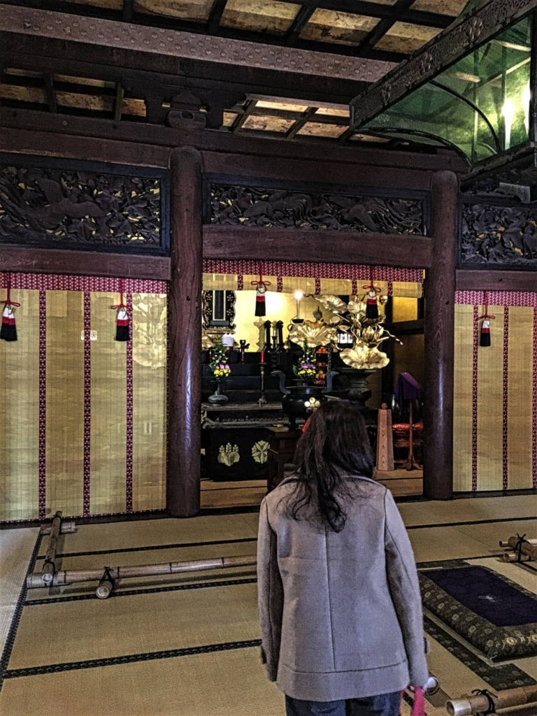 高岡山瑞龍寺法堂