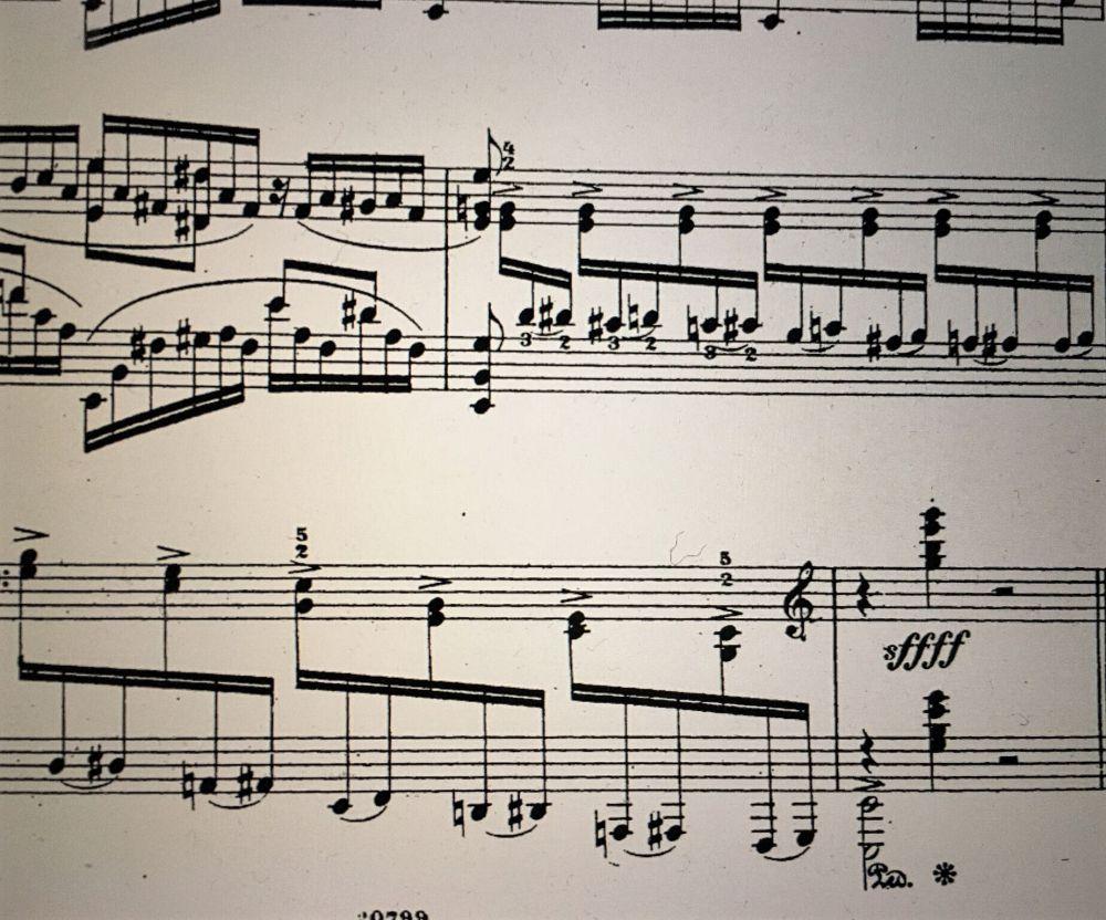 ラフマニノフのピアノ曲