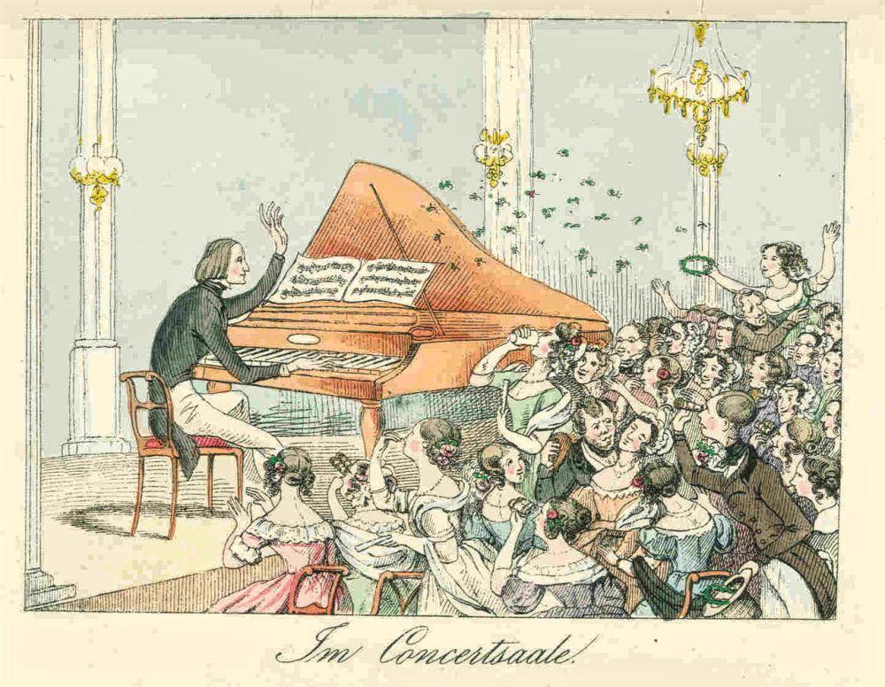 ヴィルトゥオーゾピアニスト