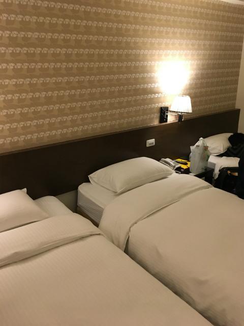 ニューワールドホテル客室1
