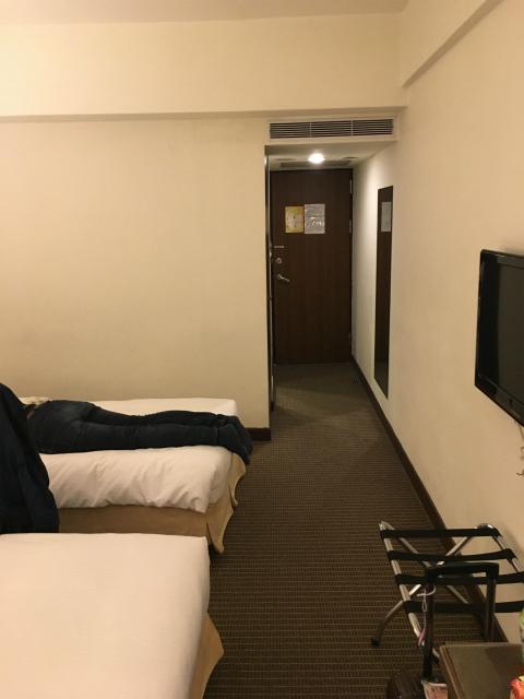 ニューワールドホテル客室2