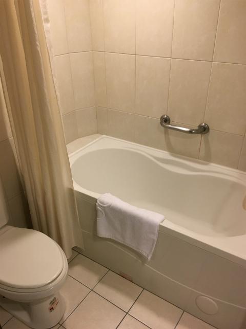 ニューワールドホテル洗面所