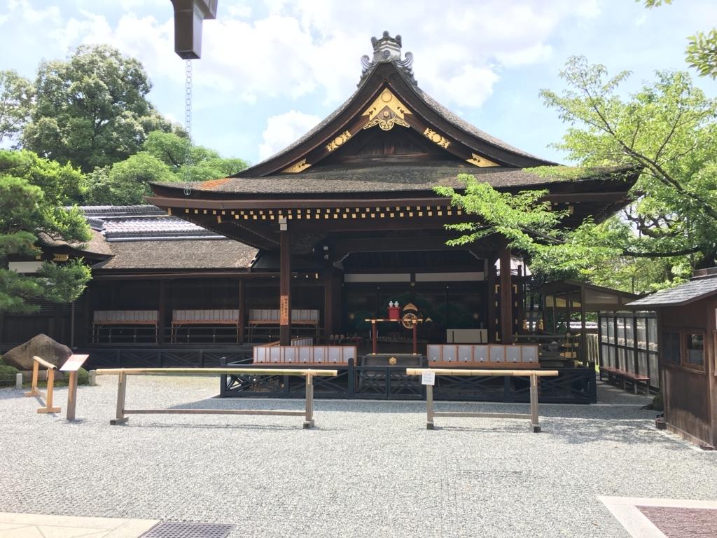 伏見稲荷大社神楽殿