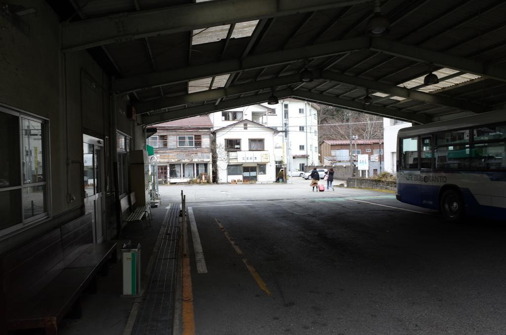 塩原バスターミナル
