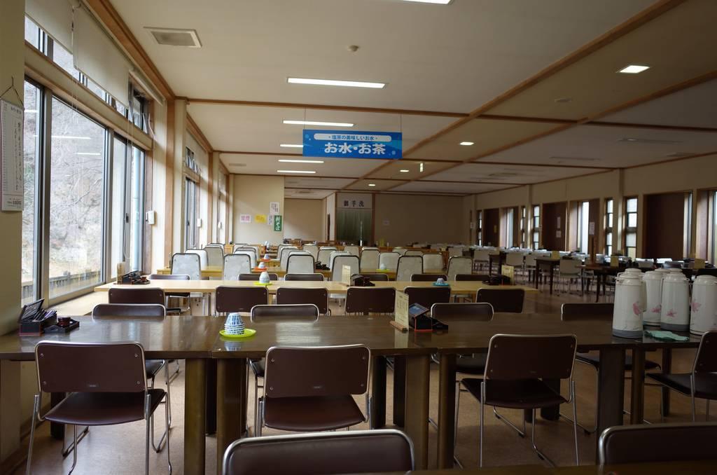 創庵という食堂