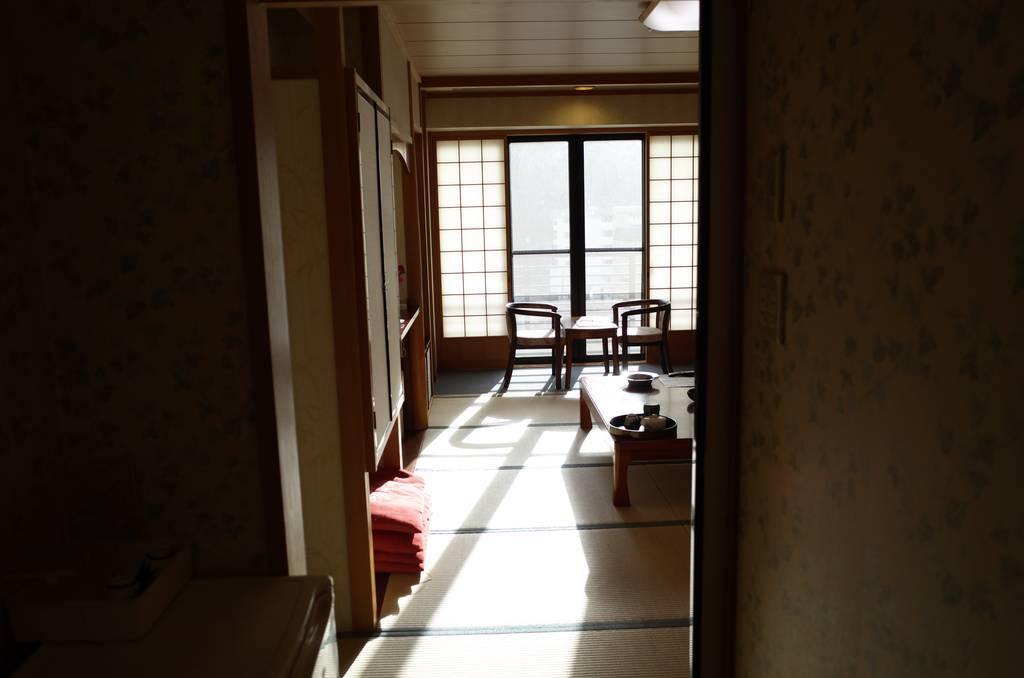 塩原温泉ホテル客室