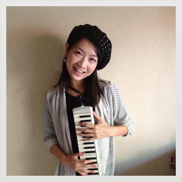 鍵盤ハーモニカ奏者pianonymous(ピアノニマス)