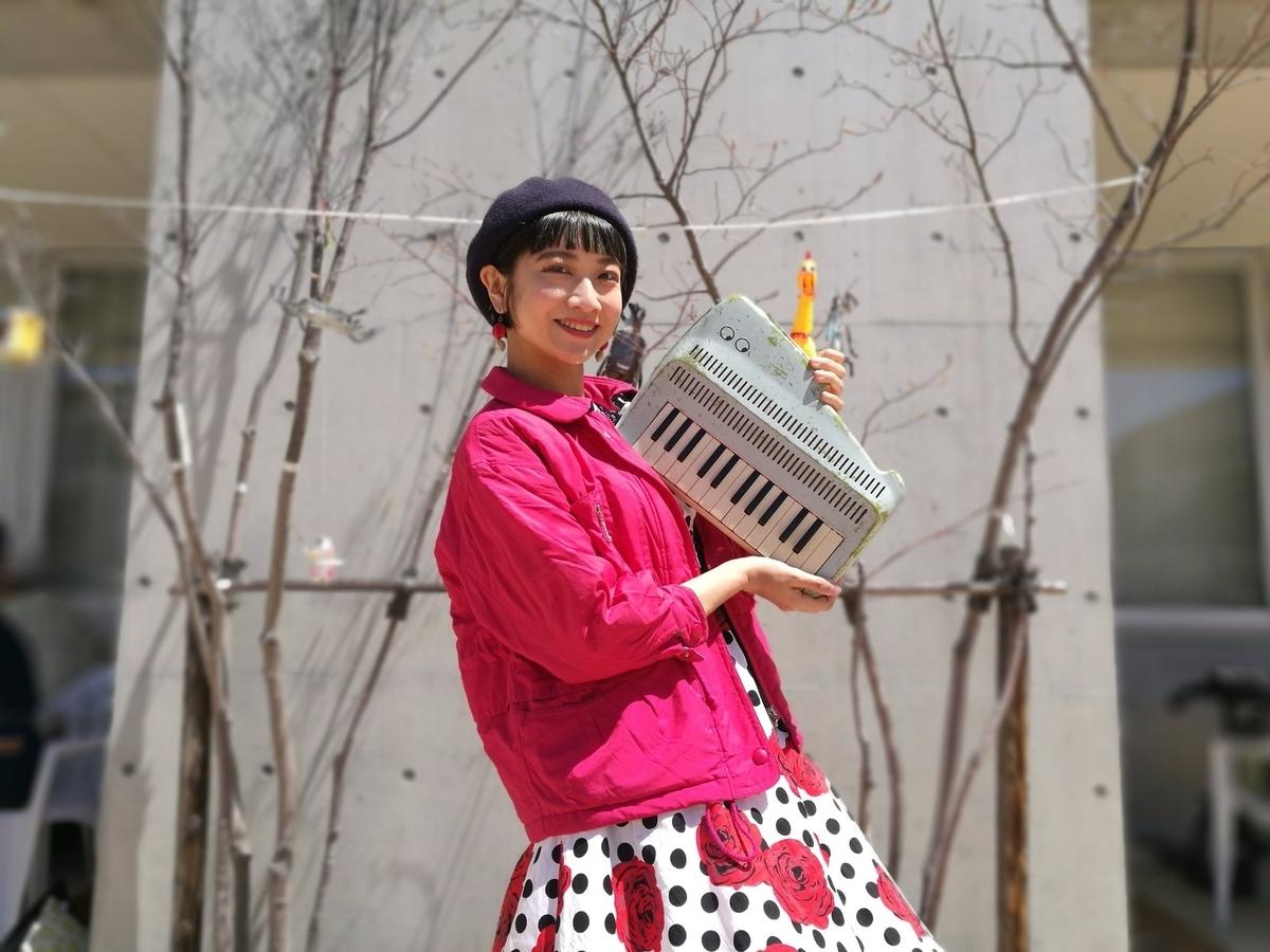 鍵盤ハーモニカ奏者