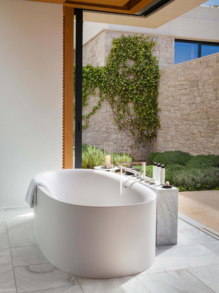 アマンゾイの風呂