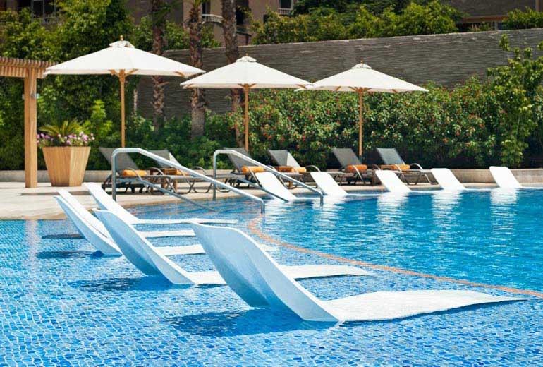 ルメリディアン・ピラミッドホテルのプール