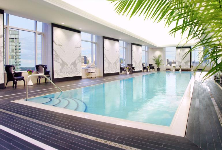 アデレードホテルのプール