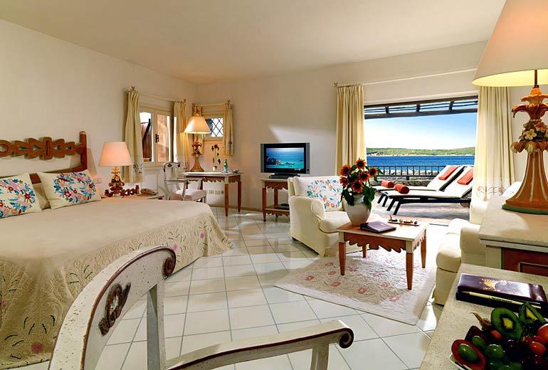 ホテルピトリッツァの部屋