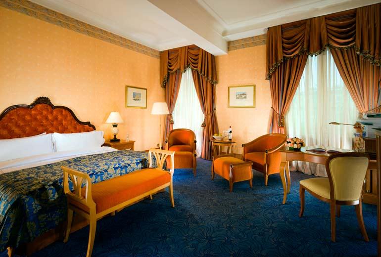 ソフィアホテルの部屋