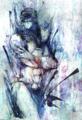 柱の男◆カーズ様のふんどしhshs