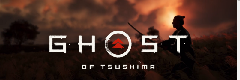GHOST OF TSHUSHIMA