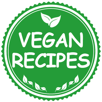 Vegan Recipes Logo