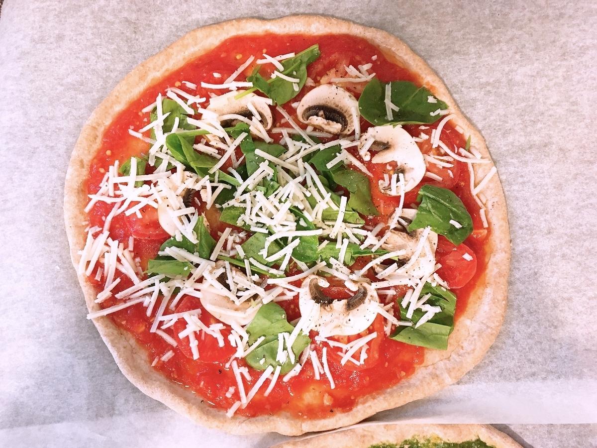 イースト 簡単 ピザ なし 生地