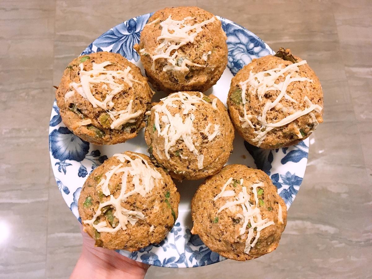 Vegan Savory Muffins