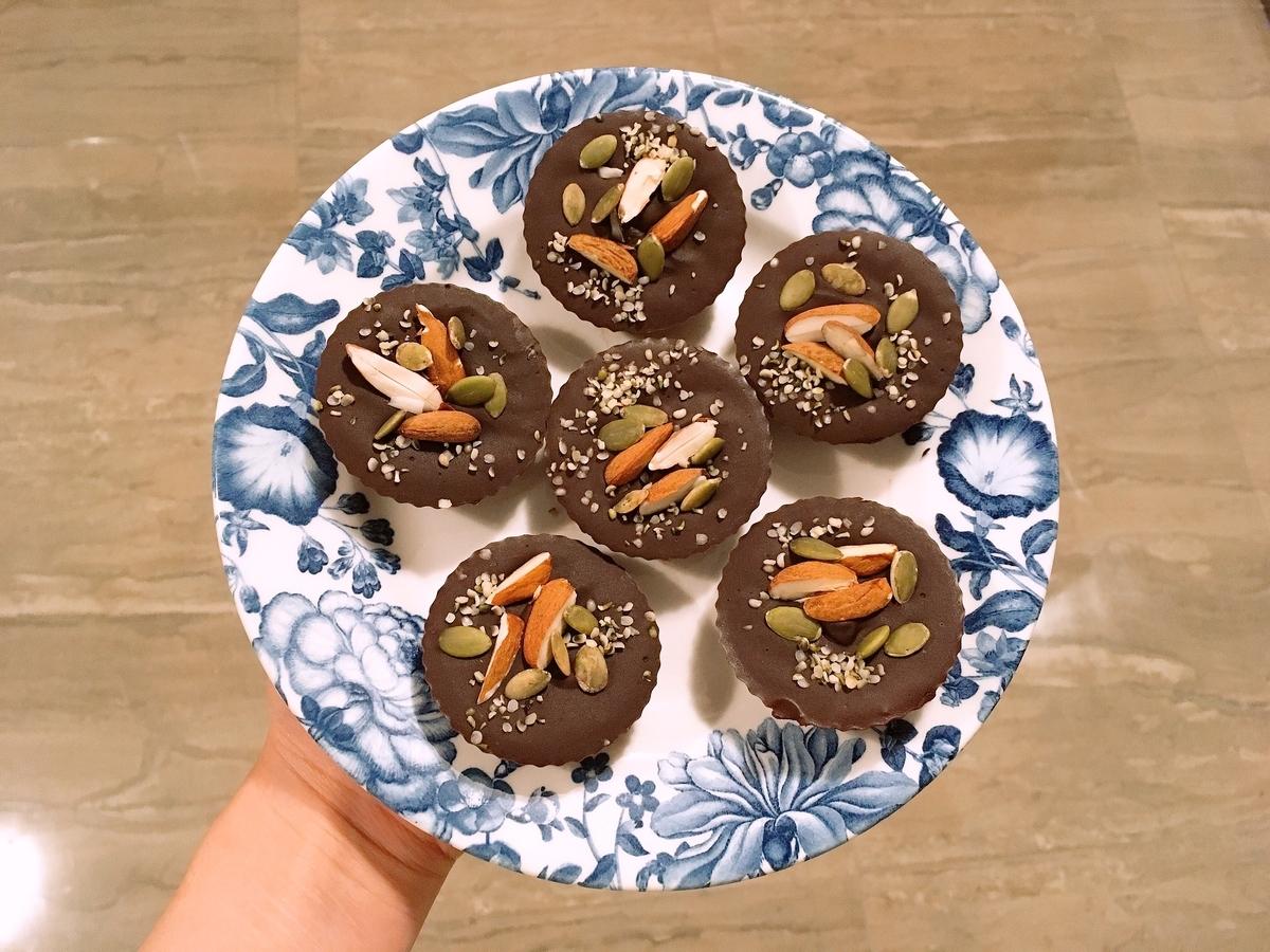 Vegan Raw Rich Chocolate