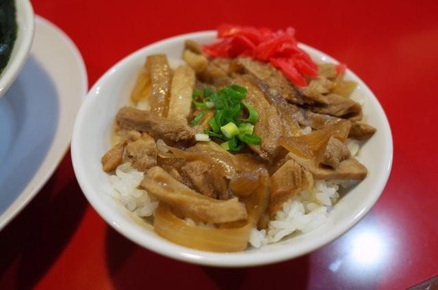 ホームラン食堂豚丼