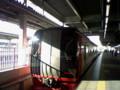 豊橋駅に乗り入れする名鉄