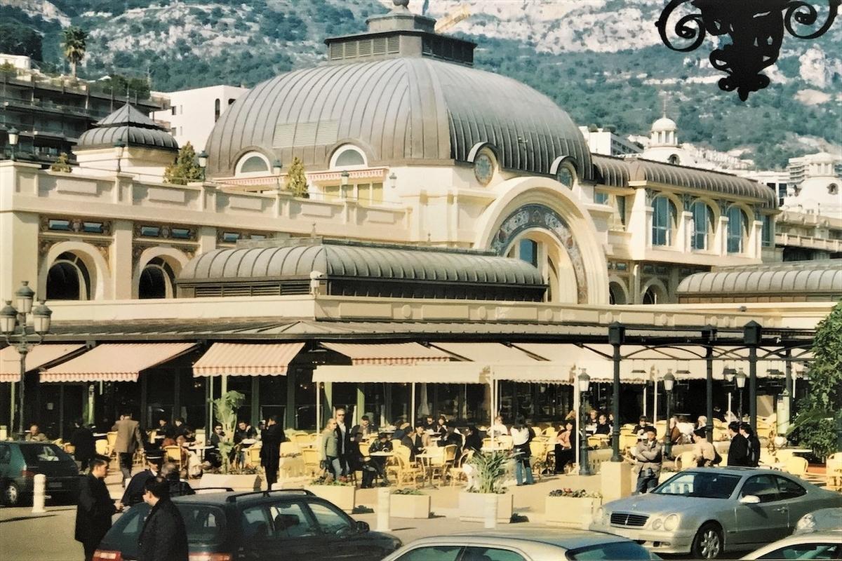 Café de Paris Monte Carlo