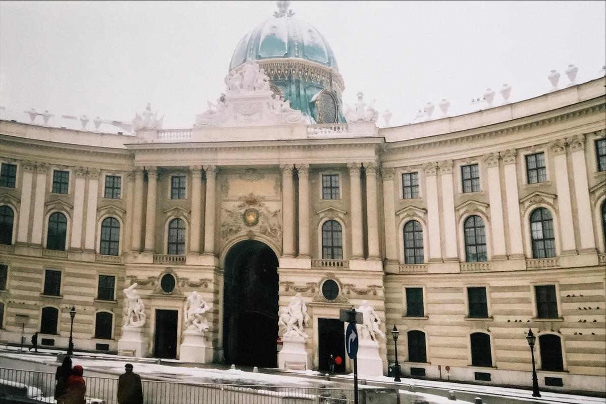 Hofburg royal palace