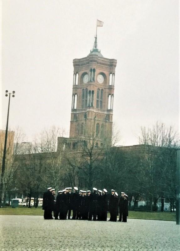 Berlin city hall