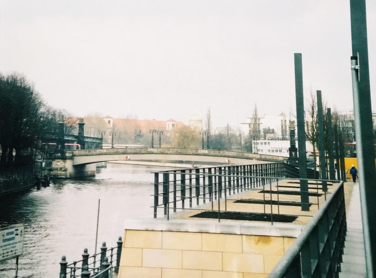 The Spree river