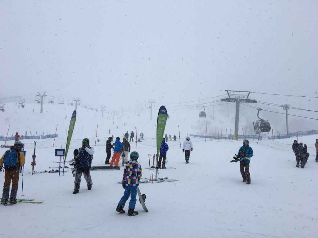 Hirafu snow resort