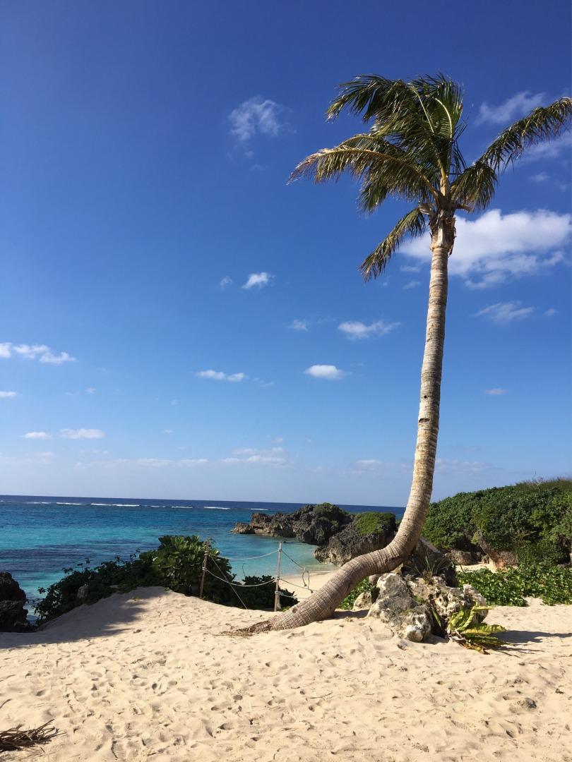 Around Ikizu beach
