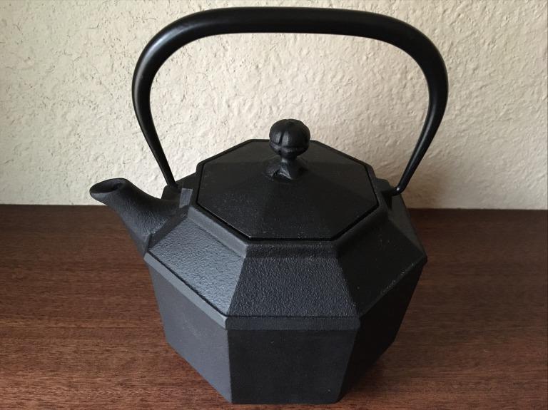 My iron kettle