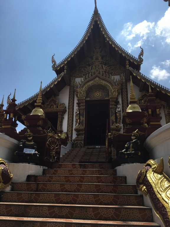 Horse temple
