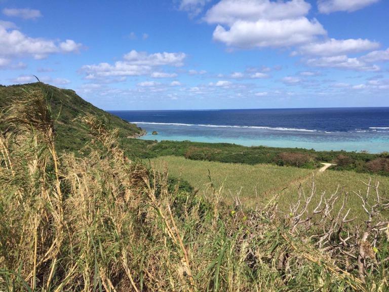 Aragusuku Coast