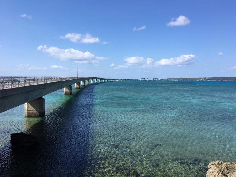 Irabu Bridge 2