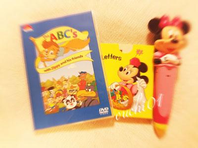 ZippyDVDThe ABC's