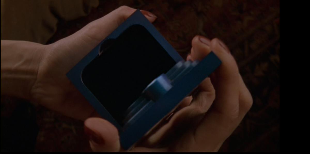 マルホランドドライブ 青い