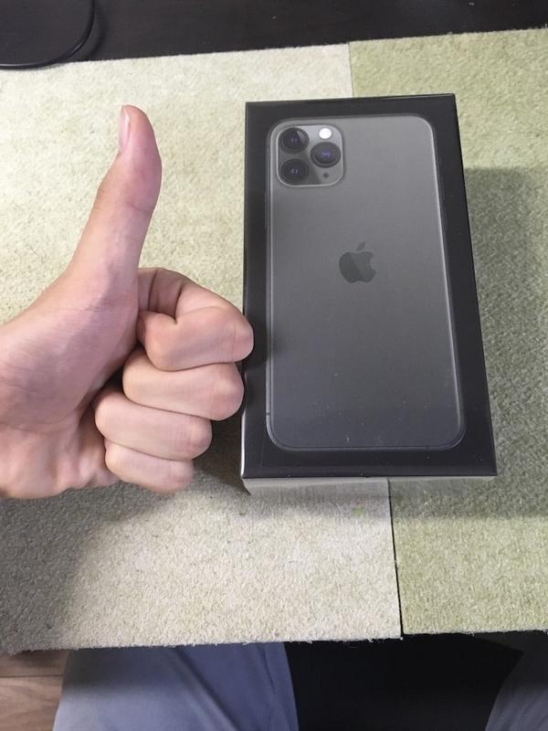 iPhone11pro どっち