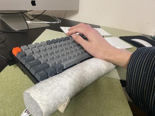 keychron K2kキーボード